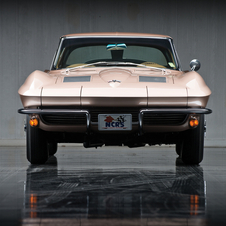 Chevrolet Corvette Sting Ray 'Fuel-Injected' Split-Window Coupe