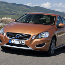 Volvo S60 1.6 GTDI Kinetic Powershift