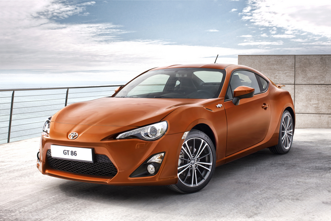 Toyota GT 86 AT