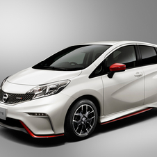 Nissan Note S Nismo