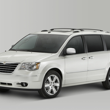Chrysler Town & Country (modern) New LX