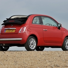Fiat 500C 1.3 Multijet 16v S&S Pop Star