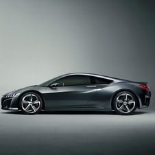 The new NSX will go on sale in 2015