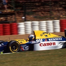 Williams FW15C Renault