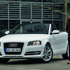 Audi A3 Cabriolet 1.8 TFSI Attraction