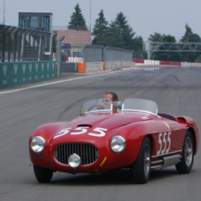 Ferrari 212 Export Touring Barchetta