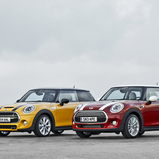 The latest Mini uses BMW's new UKL front-wheel drive platform