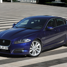 Jaguar XF 2.2D Luxury