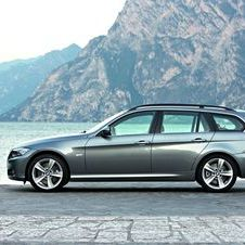 BMW 318d Touring Edition Sport
