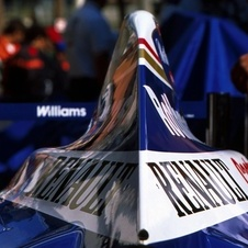 Williams FW19 Renault