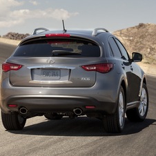 Infiniti FX35 Limited Edition