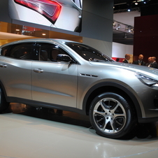 The Kubang will share a platform with the Jeep Grand Cherokee