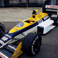 Williams FW12C Renault