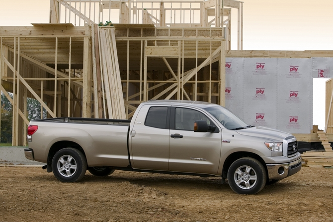 Toyota Tundra Double Cab 4X4 Limited 5.7L