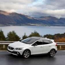 Volvo V40 Cross Country D4 VED Summum Geartronic
