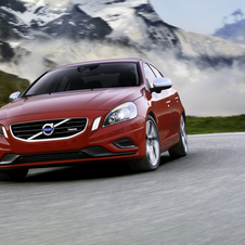Volvo S60 1.6 GTDI R-Design Powershift