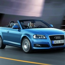 Audi A3 Cabriolet 1.8 TFSI Ambition