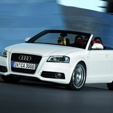 Audi A3 Cabriolet 2.0 TFSI Attraction