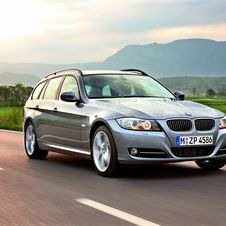 BMW 316d Touring Edition Lifestyle