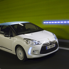 Citroën DS3 1.6 e-HDi Airdream Sport Chic
