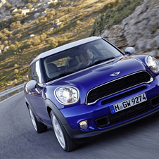 MINI (BMW) Paceman Cooper S ALL4