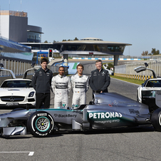 The issue is whether Mercedes' test with Pirelli was illegal