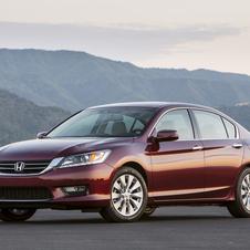 The new Accord sedan goes on sale in September in the US