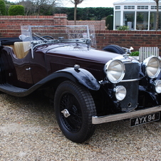 Alvis Speed Twenty Sports Tourer