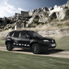 The Adventure is meant as an off-road oriented version of the Duster
