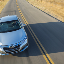 Next Generation Honda Accord Will Have Plug-In Hybrid Model