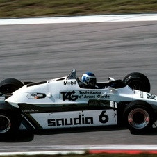 Williams FW08 Cosworth