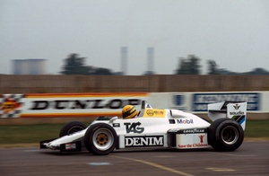 Williams FW08C Cosworth