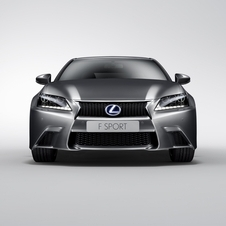 Lexus Producing GS F Sport