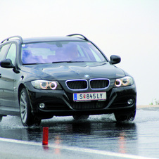 BMW 316d Touring Edition Exclusive