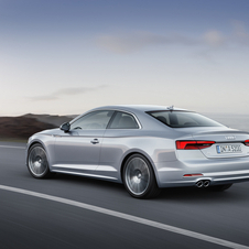 The engine range for the new generation of the Audi A5 will feature two petrol and three diesel