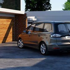 Ford Galaxy 2.0 EcoBoost