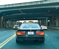 BMW 850i 1 Foto Und 62 Technische Daten Deautoviva