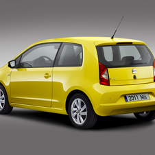 Seat Now Gets Its Variant of VW Up