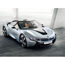 The i8 is supposed to go on sale later next year