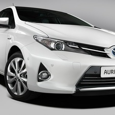 The new Auris will be unveiled at the Paris Motor Show