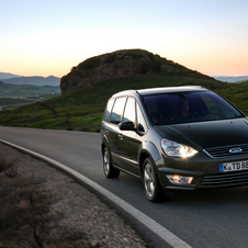 Ford Galaxy 1.6i EcoBoost Trend