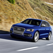 The gasoline-fueled SQ5 will not be sold in Europe