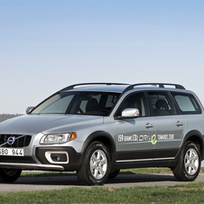 Volvo XC70 2.4D DRIVe Summum Geartronic