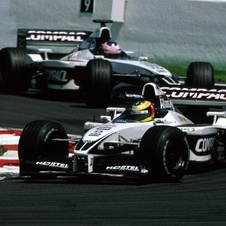 Williams FW22 BMW