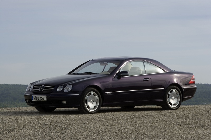 Mercedes-Benz CL 500 Coupé