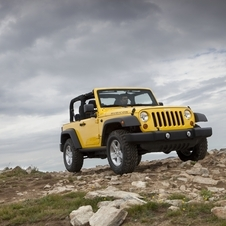Jeep Wrangler 2.8 CRD 200 MTX Sport Pick Up