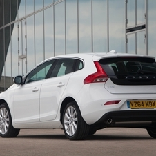 Volvo V40 T5 Momentum Geartronic