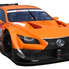 The LF-CC is Lexus' new GT500 racecar