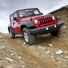 Jeep Wrangler 2.8 CRD 200 ATX Adventure Pick Up