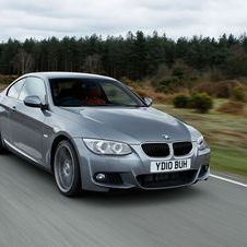 BMW 325i Coupe M Sport